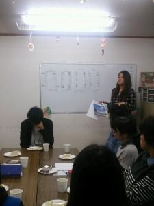 報告会&茶話会3